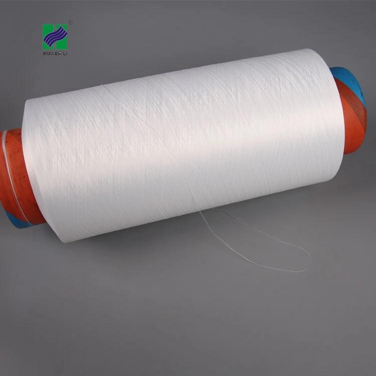 100% polyester yarn 75D/36F NIM RW SD AA factory price