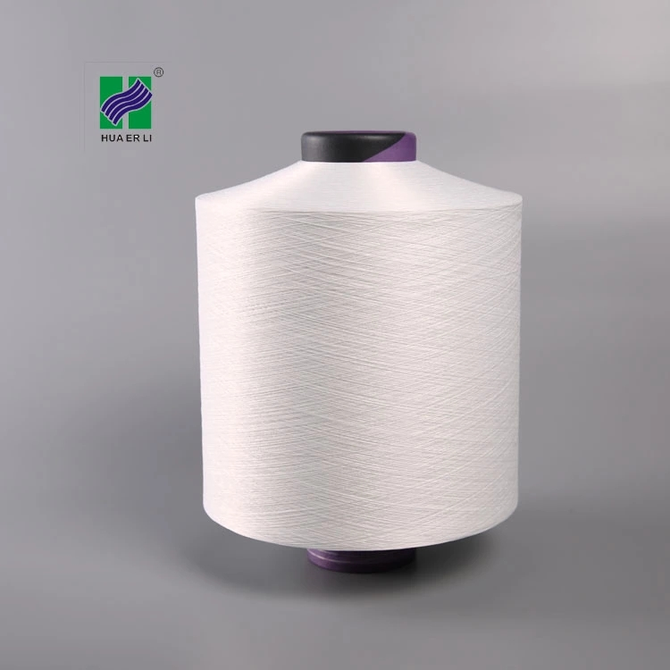 Polyester air covered yarn ACY 150D/48F+40D